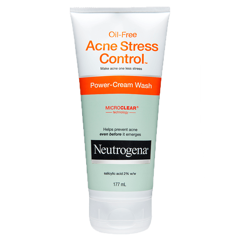 Oil-Free Acne Stress Control Wash