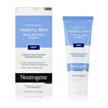 healthy skin anti wrinkle cream night 40g nz only
