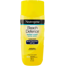 Neutrogena® Beach Defence® Lotion SPF50 198mL
