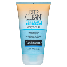 Neutrogena® Deep Clean Shine Control Scrub 125mL