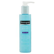 Neutrogena® Hydro Boost™ Gelée Milk Cleanser 145g