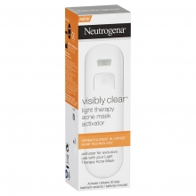 Neutrogena Visibly Clear™ Light Therapy Acne Mask Activator