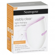 Neutrogena® Visibly Clear™ Light Therapy Acne Mask