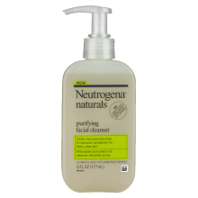 Neutrogena® Naturals Facial Cleanser 177mL