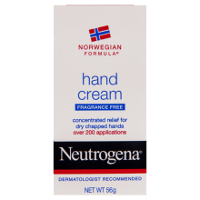 Neutrogena® Norwegian Formula Hand Cream (Fragrance Free) 56g