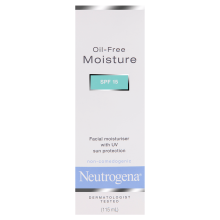 Neutrogena® Oil-Free Moisture SPF15 115mL