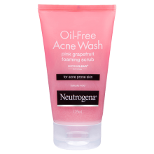 Neutrogena® Oil-Free Pink Grapefruit Scrub 125mL