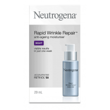 Neutrogena® Rapid Wrinkle Repair Anti-Ageing Night Moisturiser 29mL
