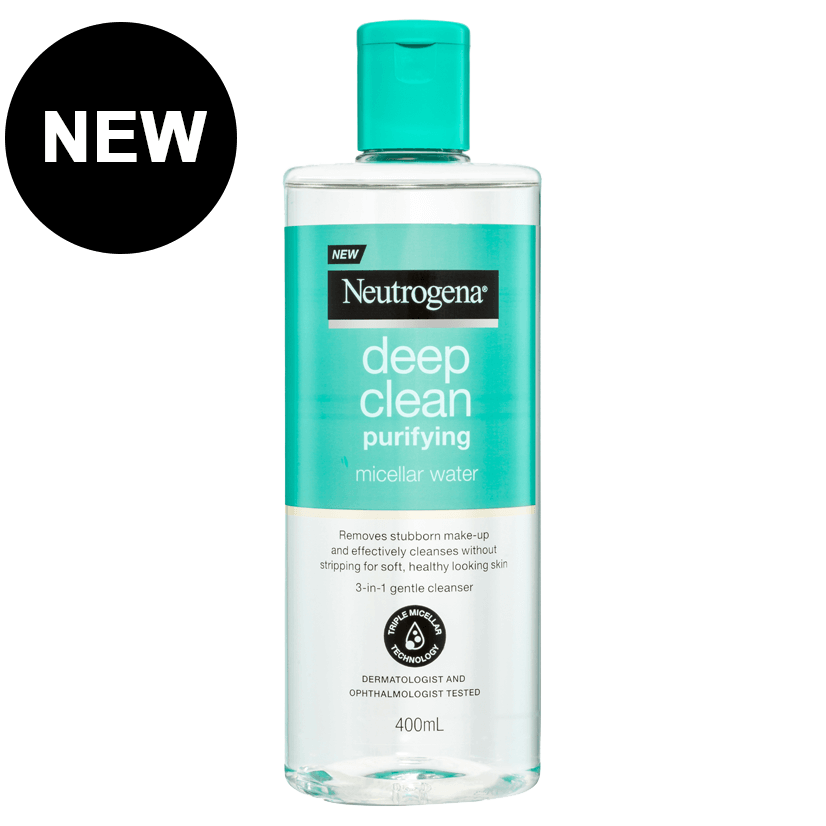 Neutrogena® Deep Clean Purifying Micellar Water