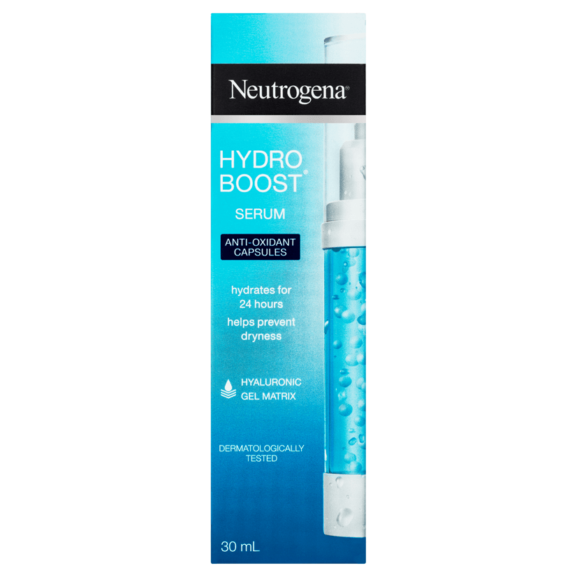 Neutrogena® Hydro Boost® Serum Anti-Oxidant Capsules