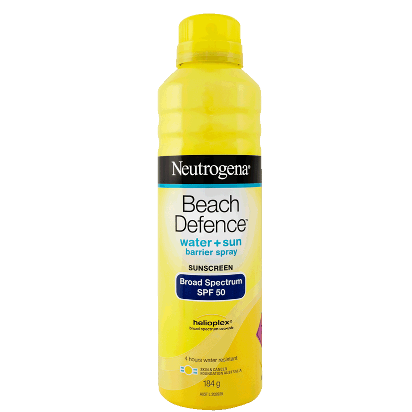Neutrogena® Beach Defence® Mist SPF50 184g