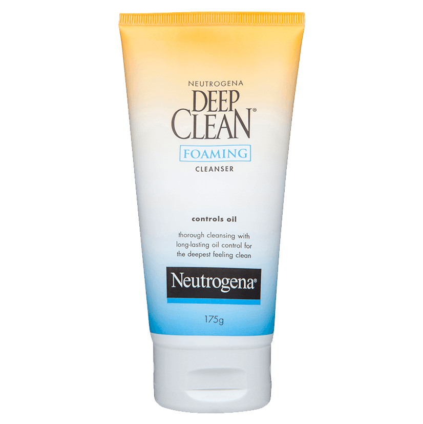 Neutrogena® Deep Clean® Foaming Cleanser 175g