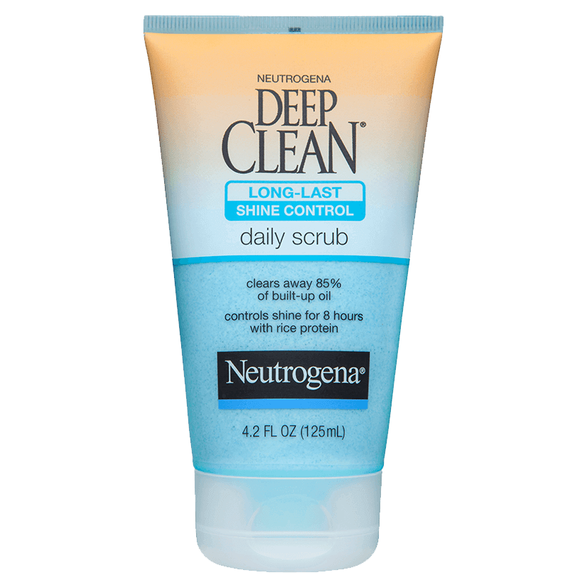 Neutrogena® Deep Clean® Shine Control Scrub 125mL