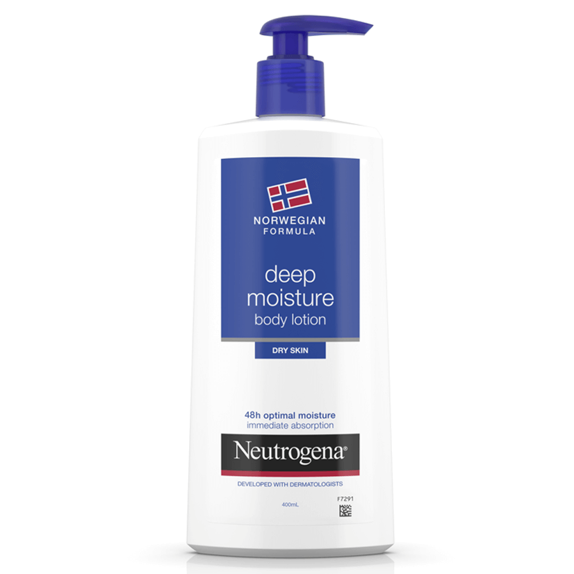 Norwegian Formula® Deep Moisture Dry Lotion 400mL
