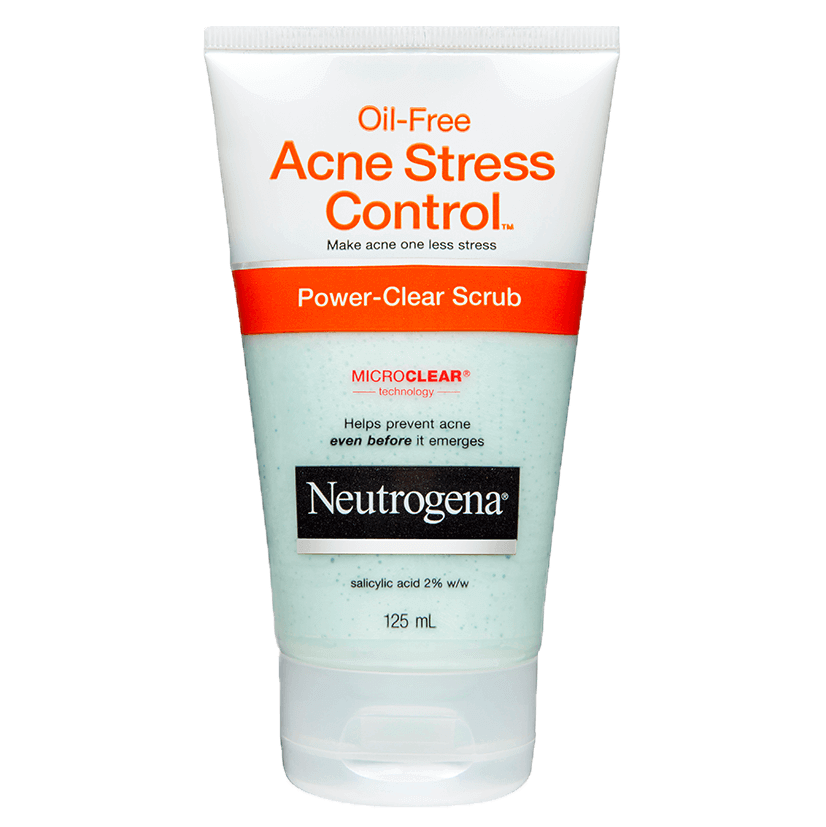 Neutrogena® Acne Stress Control™ Scrub 125mL
