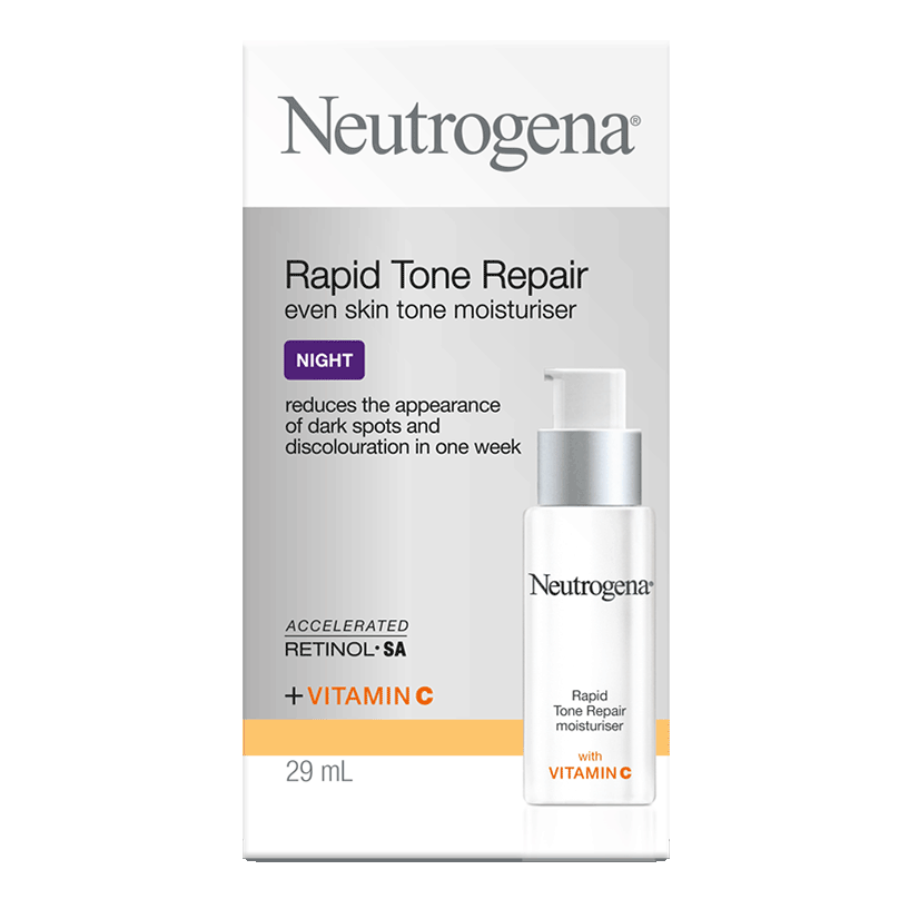 Neutrogena® Rapid Tone Repair Night Moisturiser 29mL