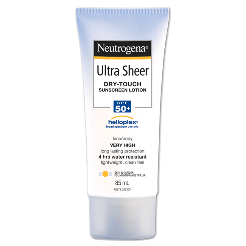 Ultra Sheer® Body Lotion SPF50+