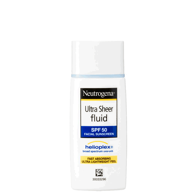 Neutrogena® Ultra Sheer® Fluid SPF50