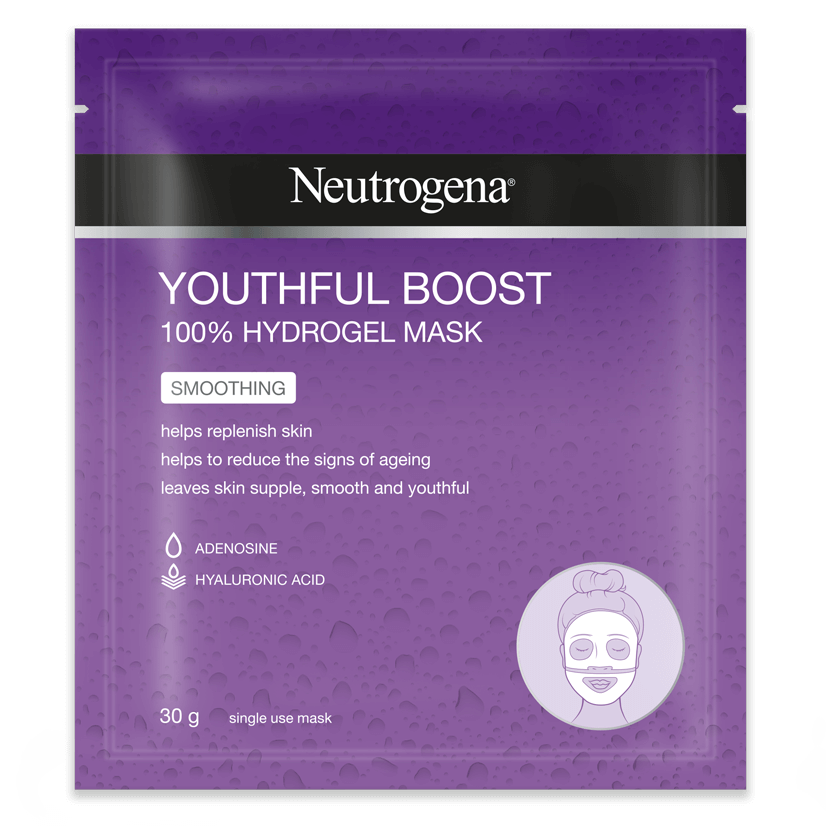 Neutrogena® Youthful Boost Hydrogel Mask