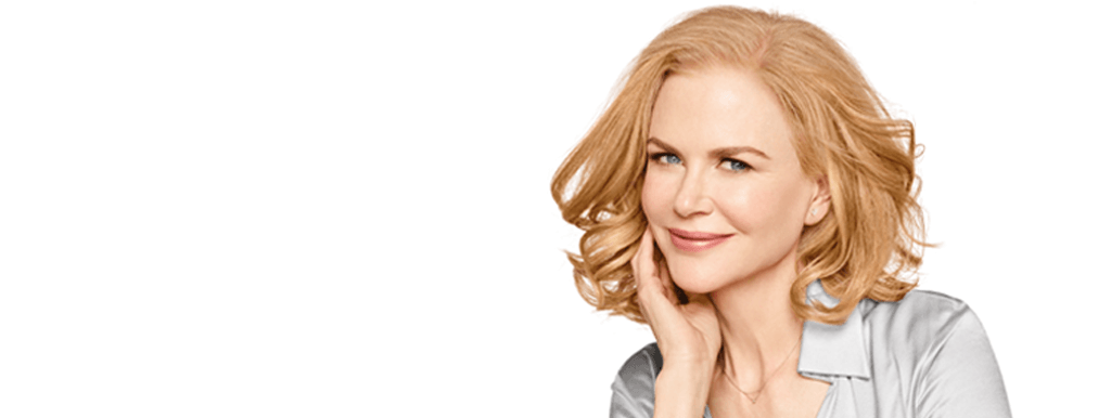 Nicole Kidman - Younger-looking skin starts in just 1 week!
